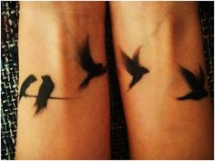 Top 15 Bird Tattoo Designs | StyleCraze <-- I'm just looking for one bird, personally, so maybe I could do one of these...