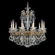 Would like to La Scala 10-Light Crystal Chandelier