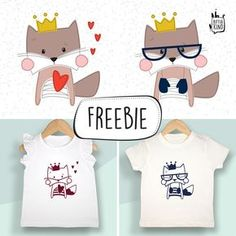 Endlich... Zwei neue FREEBIES sind fertig! FRED & FRIDA gibt es ab sofort als kostenlose Plotterdatei und Applikationsvorlage hier im Blog RITTERKIND » kostenloser Download Silhouette Cameo Freebies, Plotter Silhouette Cameo, Silhouette Cutter, Cute Teen Outfits, Baby Boy Outfits, Kids Outfits, Crafts For Teens, Fun Crafts, Silhouette Portrait
