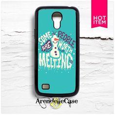 Frozen Samsung S4 Mini Case
