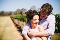 #love in #vineyards #wedding (See more at www.danauphotography.com)