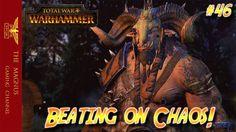 Total War: Warhammer Online Battle #46 - Beastmen vs Chaos