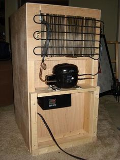 Fermentation Chamber w/ Refrigeration - Page 4 - Home Brew Forums