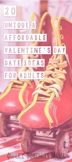 Affordable Valentine's Day Date Night Ideas. What to do on Valentine's Day when you have no money.