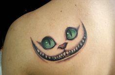 Closet Alternativo: Tatuagem: Alice no País das Maravilhas