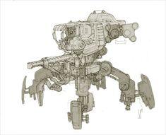 John Park Concept Art