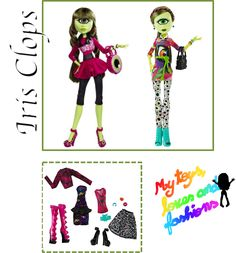 Last part of Monster High character's dolls list is here (I skipped some characters with only two dolls). In order of dolls quantity: -Viperine dolls) -Jane dolls) -Sloman dolls) -Ari Love Monster, Monster High Dolls, Monster High Characters, Mattel Dolls, Ever After High, Little Doll, Barbie Collection, Cute Gay, Doll Accessories