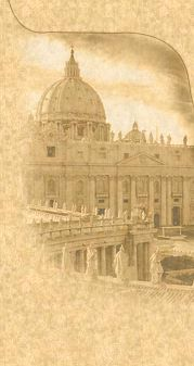 The Holy See  (www.Vatican.va)     The official website of the Roman Catholic Church. Encyclicals, letters, addresses, prayers, calendar of Vatican activities. Easy to navigate and search.
