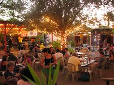 For a genuine Tucson experience, spend an evening kicking back in the cozy courtyard at La Cocina Restaurant, Cantina, and Coffee Bar.