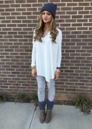 Our Eyes Meet Tunic : Swoon Boutique