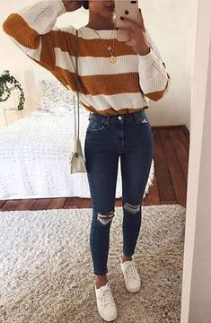 55+ Winter Outfits to Shop Now Vol. 1 / 51 #Winter #Outfits