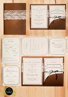 Partecipazioni di nozze fai da te… finalmente le nostre!