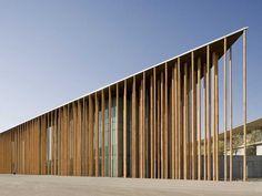 Francisco Mangado, Spanish Pavilion for Water Expo, Zaragoza, 2008