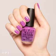 Stay in the #MardisGras fever with the party-ready purple, #IManicureForBeads! #OPINewOrleans