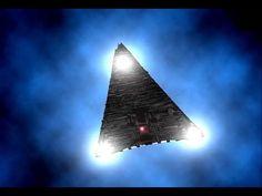 ✔ TR3 A BLACK MANTA Aeronave espiã que o governo nega sua existência