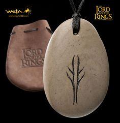 Gandalf the Grey runes by WETA