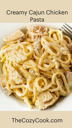 Pasta Dinner Recipes, Quick Dinner Recipes, Recipes With Pasta, Simple Cooking Recipes, Easy Yummy Recipes, Quick Easy Chicken Recipes, Simple Easy Dinner Recipes, Crockpot Recipes Pasta, Delicious Chicken Recipes