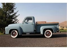 1953 FORD F100 Photo Gallery - ClassicCars.com & Hemmings Motor News