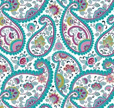 abstract ornate floral pattern vector art over millions vectors paisley