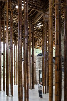 Gallery - Son La Restaurant / Vo Trong Nghia Architects - 11