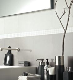 Best Carrelage Salle De Bains Images On Pinterest In Tub - Photo salle de bain carrelage