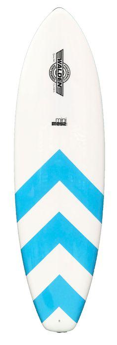 6'8 Mini Mega Magic 23228 – Walden Surfboards Walden Surfboards, Magic, Design, Design Comics