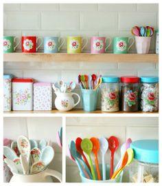 Coco Rose Diaries kitchen