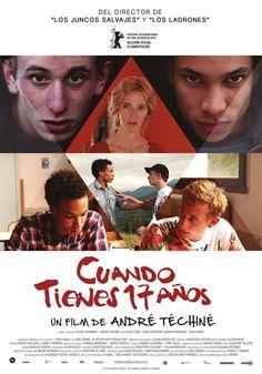Cinelodeon.com: Cuando tienes 17 años. André Téchiné.