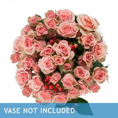 12 Spray Rose Bouquets - 144 Stems $120 + shipping Costco