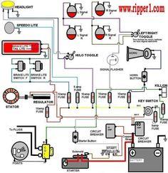 64 chevy c10 wiring diagram 65 chevy truck wiring Polaris 4 Wheeler