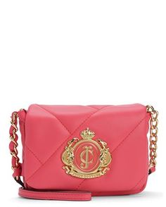 COUTURE NOUVEAU QUILTED LEATHER MINI G JUICY