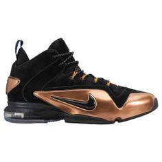 quality design fcafe 1c471 Nike Zoom Penny VI - Men s - Black Metallic Copper White Black Basketball
