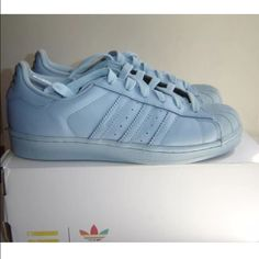the best attitude 54ff0 8f3d1 Adidas pharrell Williams superstar supercolor Worn twice. Great condition.  Hard to find. Comes with box Adidas Shoes