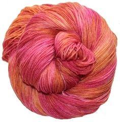Holiday Yarns Dye Studio Woolroom - Hand-dyed FlockSock sock yarn