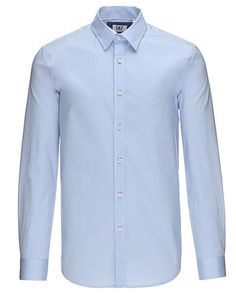 Mega seje CR7 langærmet skjorte CR7 Skjorter til Herrer i dejlige materialer