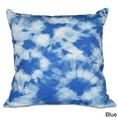 Hypnotize yourself when you gaze into the mesmerizing print of this E by Design Hang Ten Chillax Geometric Print Outdoor Pillow . It boasts tough,. Urban Outfitters, Rustic Decorative Pillows, Floral Vintage, Hang Ten, Blue Pillows, Accent Pillows, Turquoise, Outdoor Throw Pillows, Toss Pillows