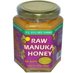 Raw Manuka Honey YS Eco Bee Farms 12 oz Paste YS Eco Bee Farms http://www.amazon.com/dp/B001GI18CE/ref=cm_sw_r_pi_dp_gfq3ub1SWEM7P
