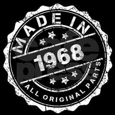 Image result for made in 1968 all original parts