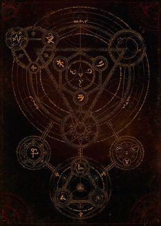 Magical circle