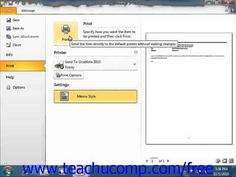 Learn how to use the inbox in Microsoft Outlook at www.teachUcomp.com. Get the complete tutorial FREE at http://www.teachucomp.com/free - the most comprehensive Outlook tutorial available. Visit us today!