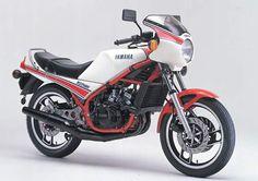 Yamaha RZ Legenda Jadul 80-an