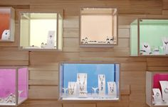 Brosway flagship store by Stefano Sagripanti & Brosway, Milan   Italy jewellry