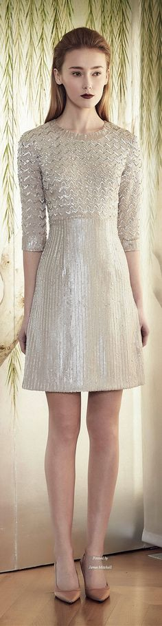 Jenny Packham collection Pre Fall 2015