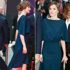 La reina Letizia estrena diseño y firma para su amplio armario