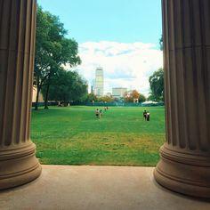 I spy the Pru from #MIT #Cambma #CambridgeMA
