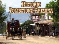 Tombstone-one cool place