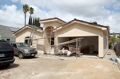 New Construction by Supreme Remodeling. Valley Village CA 2016