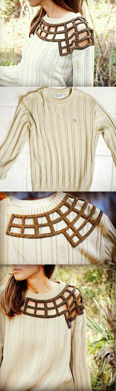 DIY: 12 Fashion #do it yourself| http://doityourselfcollections.blogspot.com
