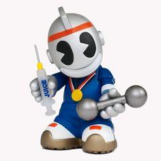 Kidrobot Bots 3-Inch Higher Faster Stonger Edition | Kidrobot