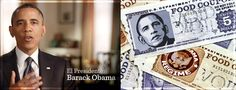****Barack Obama, in coordination with the Mexican president, Felipe Calderon, was running television ads -- The United States government was running television ads in Mexico targeted at Mexicans who planned on coming to the United States -- And do you know what the commercials were about? >> How to get food stamps!! - Read more